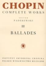 ballades-chopin