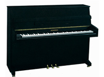 Piano droit Heineman 110 M