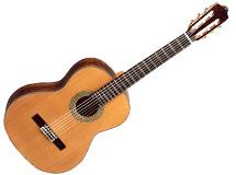 guitare Alhambra 8P