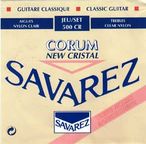 Cordes Savarez Corum New Cristal 500CR