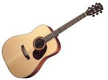 guitare Modèle 4/4 cort earth 100