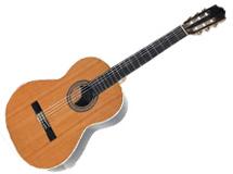 guitare Cuenca modèle 10