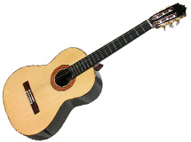 guitare Cuenca modèle 70 P