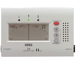 Accordeur chromatique KORG CA40