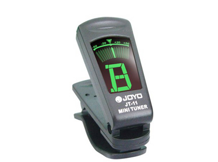 Mini accordeur Joyo JT 11
