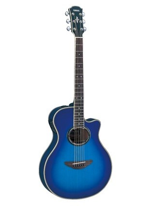 guitare electro acoustique Yamaha APX 700