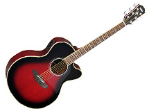 guitare electro acoustique Yamaha CPX 700