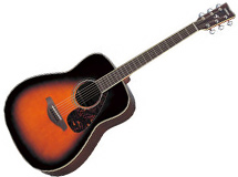 guitare folk Yamaha FG 730