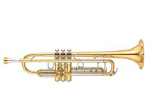 Trompette SI b Yamaha YTR 8335 Xeno