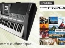 clavier arrangeur yamaha psr a 2000