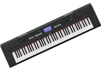 Clavier portable Yamaha NPV 60
