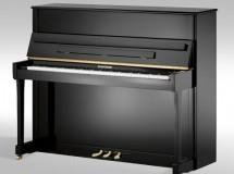 piano droit noir w hoffmann tradition