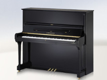 bechstein piano droit noir brillant concert 8