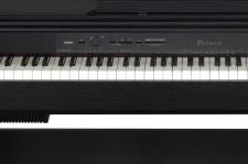 px 850 balck detail clavier