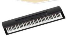 yamaha clavier portable p 255