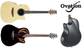Guitares Ovations